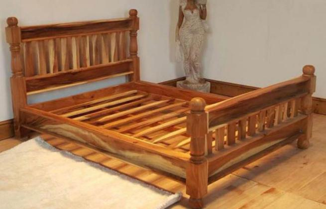 c1cc12baa57a This solid wood bed is again a completely unique solid wood bed. No other  solid wood bed online or even in a high class furniture shop shows off the  wood ...